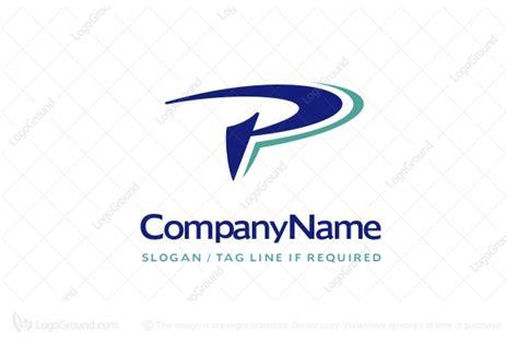 Letter Logo Letter P Logo