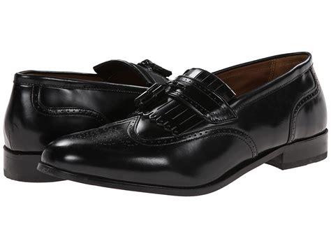 florsheim brinson black mens slip on dress shoes shop