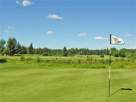 edson golf club town  edson