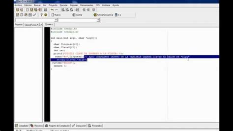 comparar cadenas en c sharp dev c lenguaje c 3 comparacion de cadenas tipo char