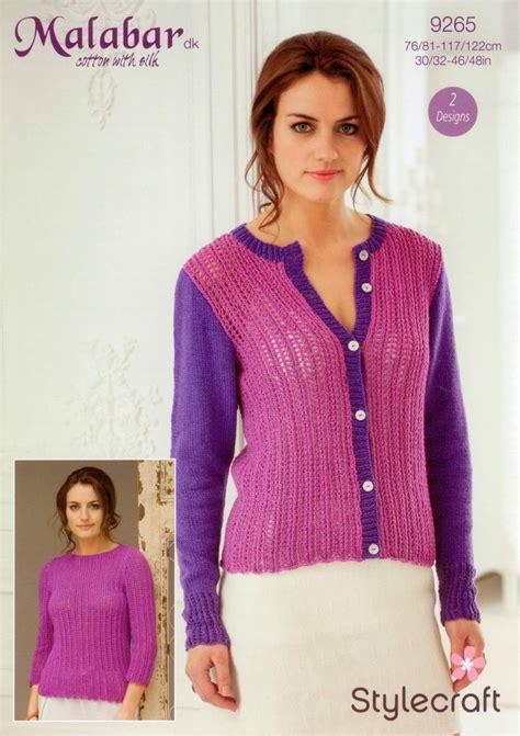 stylecraft knitting patterns to stylecraft 9265 knitting pattern cardigan and
