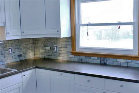 2x4 subway tile backsplash traditional kitchen