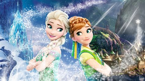 film om elsa og anna frozen 1920x1080 elsa and anna of arendelle 3 by