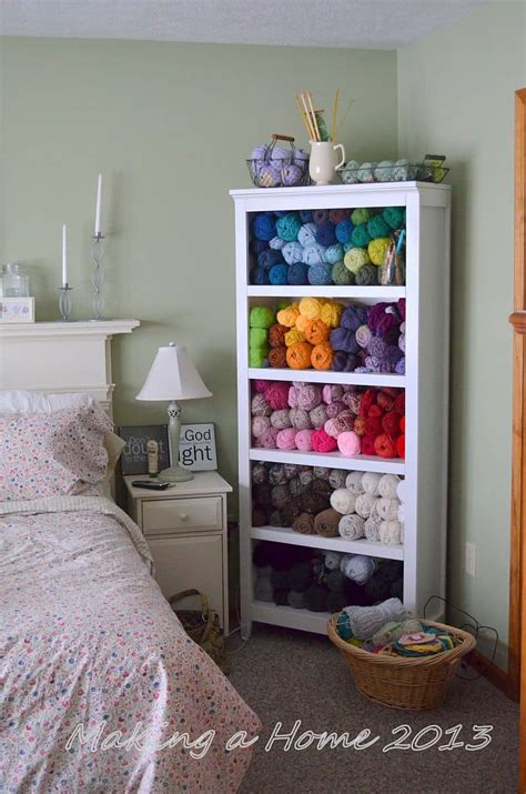 creative yarn storage solutions  busy knitters