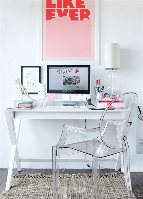 Ghost Desk Chair 11 tips to a more organized and stylish home office