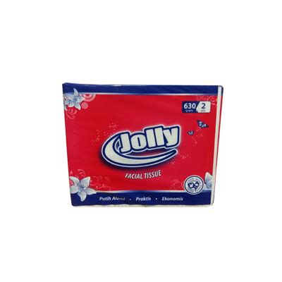 Jolly Tissue jolly tissue 630 gsm 2 ply staplesindo