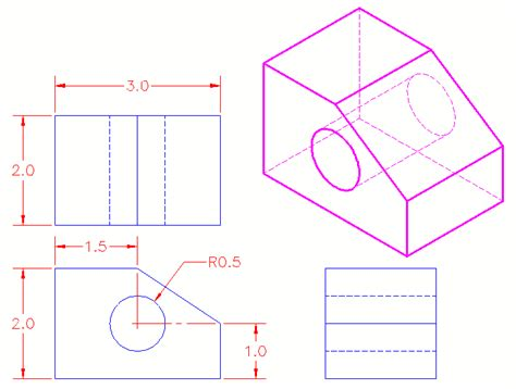 to make view a layout in autocad engineering drawing pdf colorado edu 3 d landscape