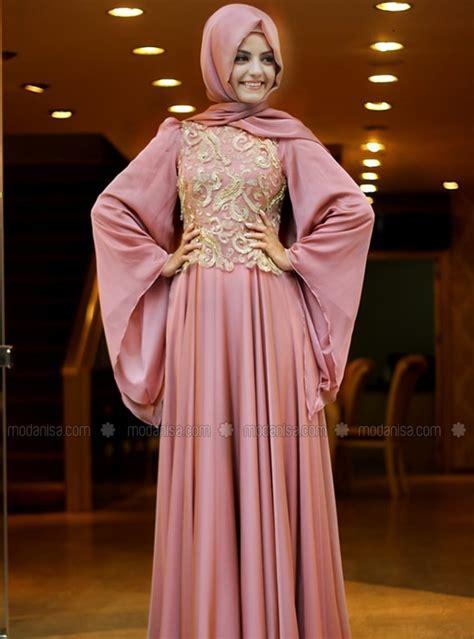 Busana Muslim Untuk Pesta Siang 45 Model Dress Brokat Untuk Pesta Terbaru 2018 Eksklusif