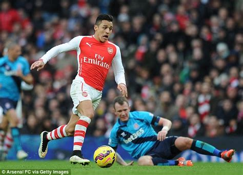 alexis sanchez off the ball movements alexis sanchez can be as good at arsenal as me thierry