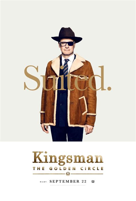 libro kingsman the golden circle kingsman the golden circle character posters and comic con plans revealed blogs bloglikes