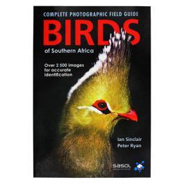 birds  southern africa complete photographic guide