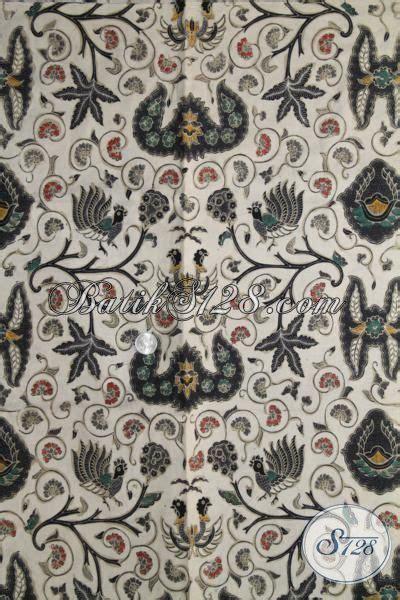Kain Batik 110 X 210 Cm kain batik klasik wahyu tumurun jual batik kombinasi tulis bahan pakaian pria til