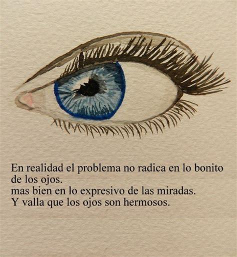 imagenes de ojos verdes con frases ojos bonito realidad frases espa 241 ol hermosos miradas