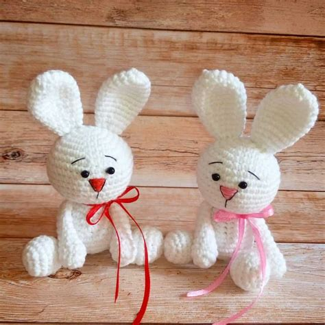 amigurumi pattern free bunny bunnies archives amigurumi today