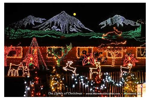 warm beach christmas lights coupons