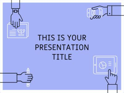 free technology powerpoint templates and google slides themes