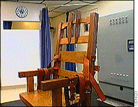 Florida Electric Chair Pictures by Cnn Y Penalty Dilemma Executing The