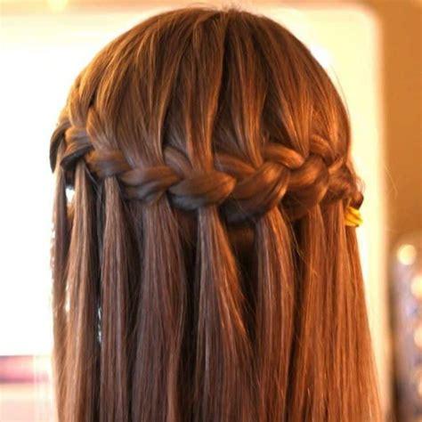 peinados con trenzas pelo suelto paso a paso www peinados con trenzas pelo suelto 10 diferentes estilos