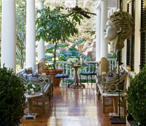 charleston home porch southern living front porch living charleston style true south pinterest