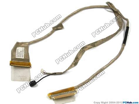 Lcd Cable Asus K46 asus n55sf lcd cable 15 quot qtnj5 esl0106a nj5 lcd cable