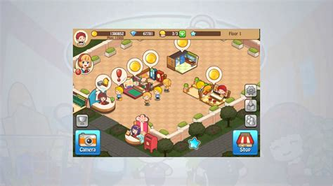 download happy mall story mod game happy mall story hack android cheats for unlimited golds