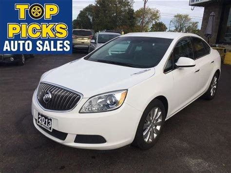 2013 buick verano bay ontario used car for sale