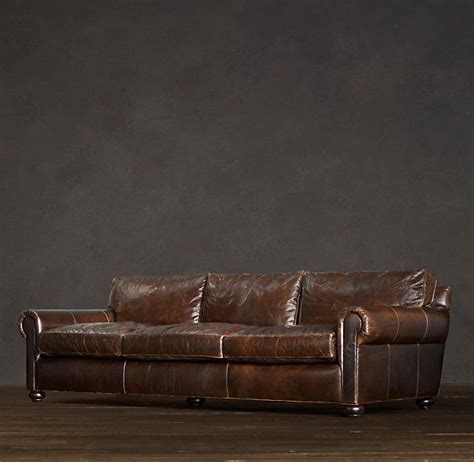Restoration Hardware Leather Sofas 1000 Images About Furniture On Pinterest Hancock And Leather Sofas And Lancaster