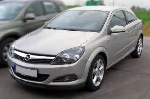 Opel Astra H File Opel Astra H Gtc Facelift 20090507 Front Jpg