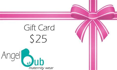 Maternity Gift Cards - angelbub maternity gift card angelbub maternity wear