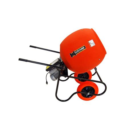 Home Depot Cement Mixer by Cement Mixers Price Compare