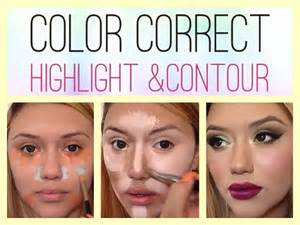 how to color correct colour correcting tutorials popsugar