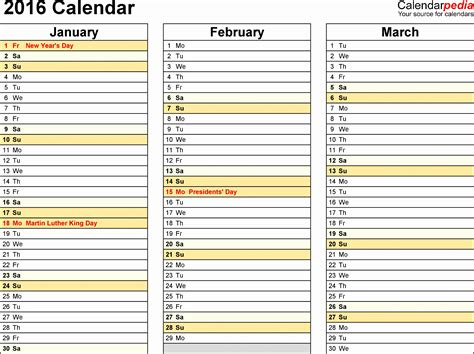 2016 planner printable excel 8 free event planning checklist template excel
