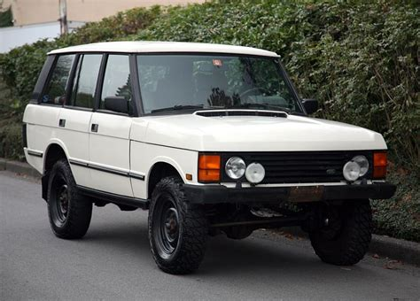 old land rover truck image gallery 1990 range rover