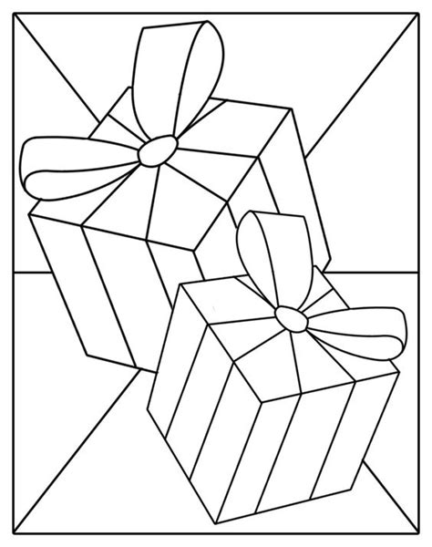 pattern and exle simple present glasses patterns and a present on pinterest