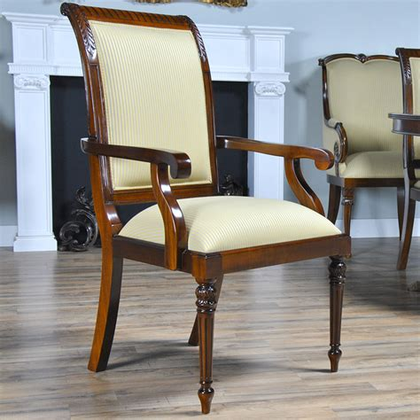 tall back armchair home furniture dining room chairs tall back upholstered arm chair ndrac055