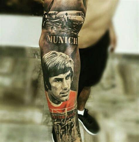 leeds united tattoo man 51 best mufc tattoos images on pinterest man united