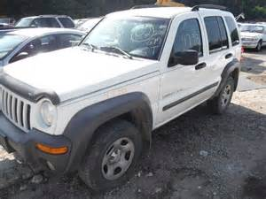 2002 Jeep Liberty Parts Used 2002 Jeep Liberty Rear Liberty Quarter Panel