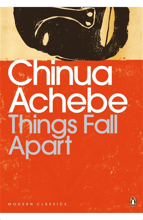 the one apart a novel books book review chinua achebe s things fall apart global
