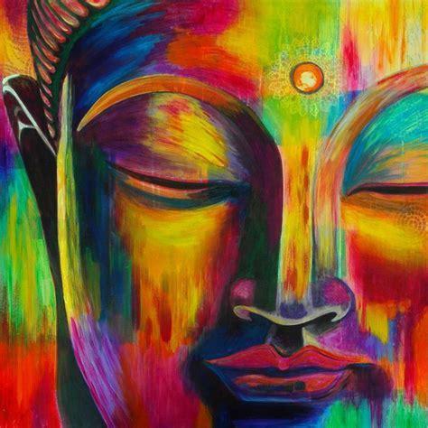 colorful buddha best 25 buddha artwork ideas on lotus