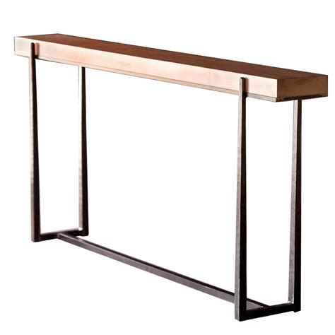 Iron Console Table Copper Sofa Table Wrought Iron Console Tables Sofa Thesofa
