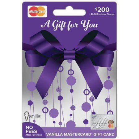 List Of Gift Cards Sold At Walmart - mastercard 200 gift card walmart com