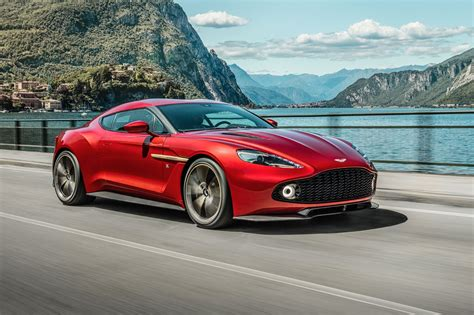 zagato car dream concept becomes reality aston martin vanquish