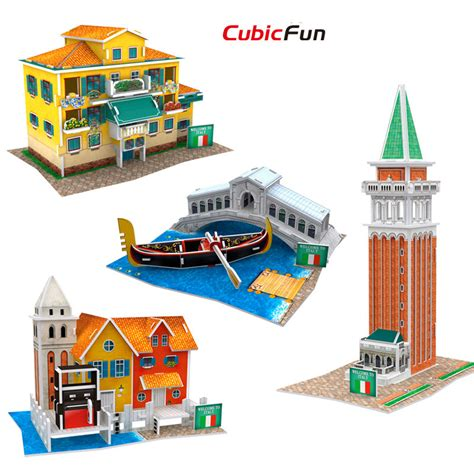 3d Puzzle House Cubic puzzle 3d cubic reviews shopping puzzle 3d