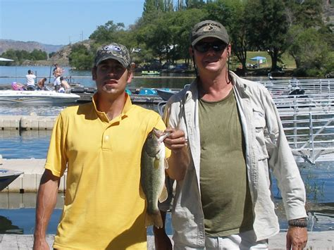 Travis Bogart 2012 banks lake open results