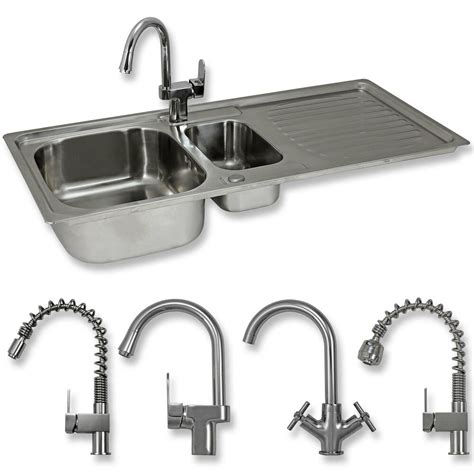 Stainless Steel Sink Bowl by Kitchen Sinks 1 5 Bowl Stainless Steel Kitchen Sink