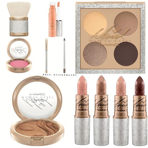 the mariah carey x mac lipstick is all youll want for holiday 2016 mariah carey x mac holiday collection is on