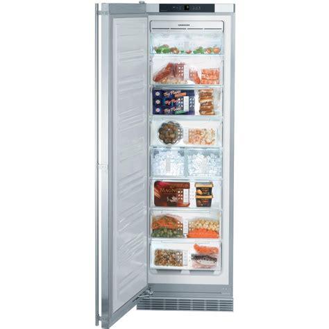 Freezer Liebherr liebherr 9 4 cu ft built in all freezer with maker stainless steel f 1051