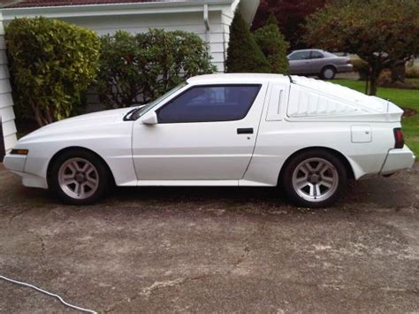 mitsubishi starion 1987 1987 mitsubishi starion photos informations articles