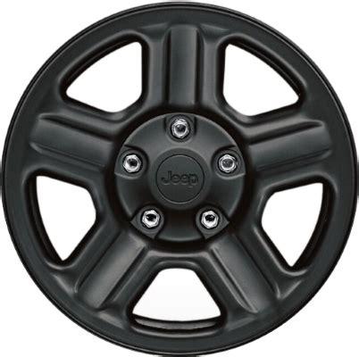 jeep wrangler wheels rims wheel rim stock oem replacement