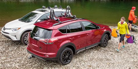 2018 rav4 towing capacity official 2018 toyota rav4 adventure price and towing capacity